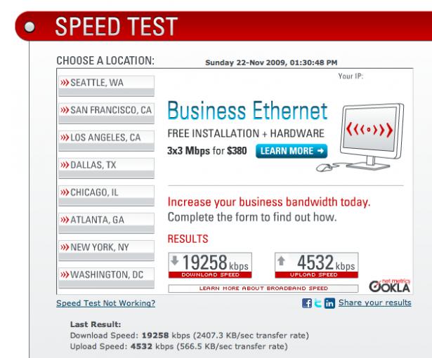 Speakeasy Speed Test2