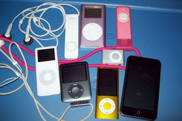 iPod mini to 5th gen nano