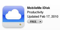 iDisk App