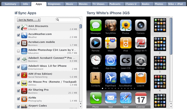 Sync your iphone ipad or ipod touch with multiple computers if fandeluxe Gallery