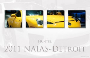 2011 North American International Auto Show - Detroit