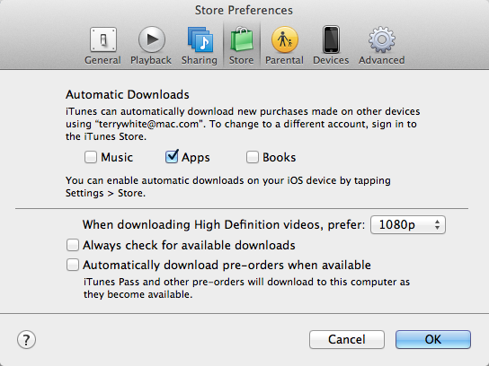 Understanding iTunes Authorizations - MacGroup-Detroit