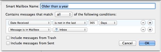 Apple Mail: Delete Mail Older Than    - MacNews