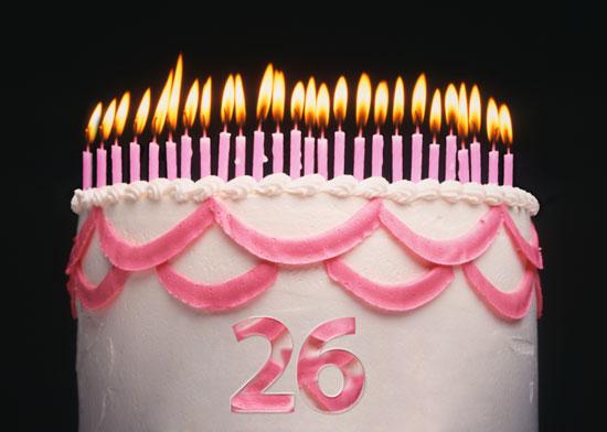 26th Wedding Anniversary Gift: Happy 26th Anniversary MacGroup-Detroit!