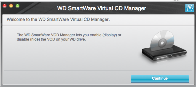 03 WD Virtual CD Mgr
