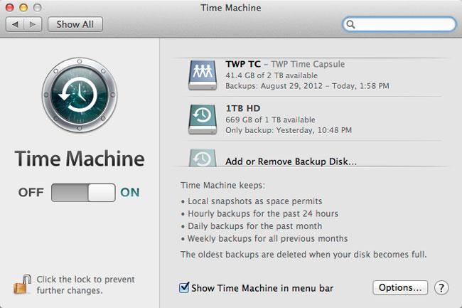 TimeMachineMultipleDrives