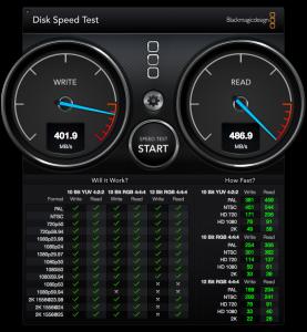 DiskSpeedTest960